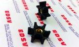Pièces métallisées de Customerized Rubber+Bronze pour la turbine de pompes