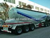 Rimorchio del serbatoio del cemento di prezzi di fabbrica