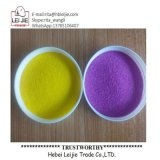 子どもだましの砂さまざまなカラー砂の最もよい価格カラー砂