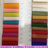 tissu d'impression de satin de peau de pêche de 100%Polyester Microfibre