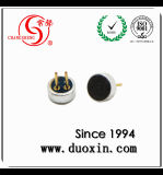 4mm Electrect 소형 전방향성 콘덴서 마이크 Dgo4515dd-P2c