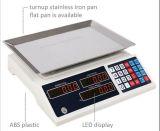 Pesage électronique numérique Échelle de calcul du prix pour 3kg 1g