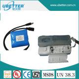 батарея блока батарей LiFePO4 лития 7.4V 6400mAh для E-Инструмента