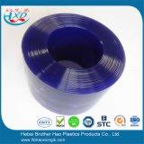 DIY 임명 편리한 파란 불투명한 PVC 플라스틱 비닐 커튼 지구 문