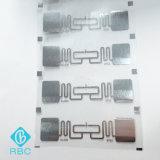 Embutimento seco do estrangeiro H3 9662/H4 9762 da freqüência ultraelevada da MPE C1 Gen2 RFID no rolo