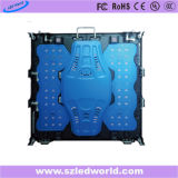 Cor P5 cheia Rental interna que funde o anúncio de tela do painel da placa de indicador do diodo emissor de luz