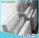 Vorfabriziertes Schaumgummi-Fertighaus Isolierzwischenlage-Kleber-konkrete interne Wand vorfabrizieren