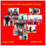 朝食の食事のローラーの食事のザンビアのための連続したトウモロコシの製造所