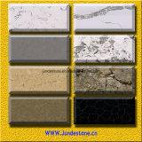 Multi bancada da pedra de quartzo da cor