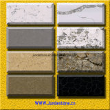 Bancada de pedra de quartzo a cores multifunções