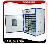 Entièrement automatique de la volaille incubateur d'oeufs de canard avec ce cabinet a approuvé