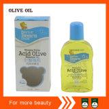 Mamá ácido fólico masaje de aceite de oliva