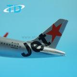 Linee aeree di modello piane del Airbus A320neo Jetstar del metallo
