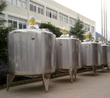 Préparation cuve de mélange en acier inoxydable de réservoir holding tank Réservoir tampon