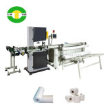 Automatic Small Toilet Roll Paper Band Saw Cutting Machine Preço