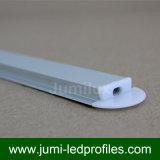 Il LED lega le espulsioni con un nastro chiare di profili