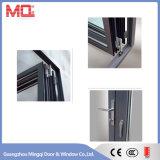 Fabricación de puertas plegables de marco de aluminio en Guangzhou