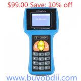 V16.8 T300+/T300 PRO/T300 clé bleu programmeur aucun jeton Limited anglais/espagnol Buyobdii. COM