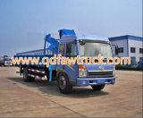 최신 판매! FAW 10 톤 트럭 기중기 자동 장전 트럭 (CA1256)