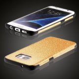Telefon-Kasten-glänzender Funkeln Bling Deckel für Rand der Samsung-Galaxie-S7