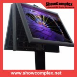 El panel a todo color al aire libre de pH10 LED