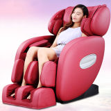 Silla de masaje de presión de aire corporal de vibración completa