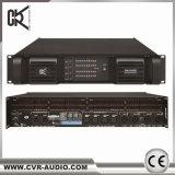 Mixeur numérique Amplificateur audio 10k Watt Consommation électrique