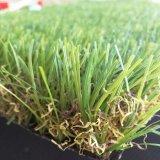 Relvado sintético da grama da alta qualidade para ajardinar da jarda do jardim