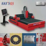 500W-10000W CNC van het metaal Vezel/de Scherpe Machine van de Laser van Co2