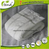 Matériau de coton et couche-culotte respirable molle d'adulte d'absorption