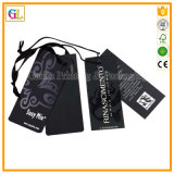 Custom Design Hang Tag Printing para pano / saco