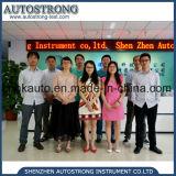 IEC60335-2-25 máquina de prueba de la resistencia de la puerta del horno microondas de la cláusula 18
