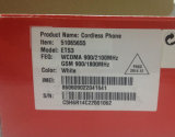 Telefone sem corda de Huawei Ets3, WCDMA 900/2100MHz, GSM900/1800MHz