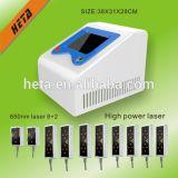 El laser más nuevo del poder más elevado pierde el instrumento H-9008 de la belleza del peso