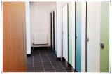 Escuela Impermeable Durable compacto laminado WC sistema de partición