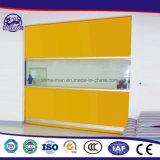 La puerta de laminación de PVC de alta velocidad