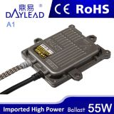 China Supply 55W HID Ballast pour lampe au xénon