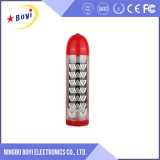 Luz Emergency recargable portable Electroplated de Rdflector LED