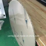 Les panneaux en aluminium de forme ronde Honeycomb pour meubles