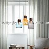 Оформление современное освещение в помещении цвет стекла подвесной лампы