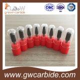 Alta qualità rotativa solida delle bave del carburo di tungsteno