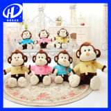 25cm Cute Cuddly Toy Brinquedos fofos Stuffed Plush Cat Doll Kids Gifts
