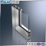 Aluminiumwindows-Rahmen-Strangpresßling-Enge-Profil