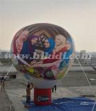 Volles Drucken-riesiger aufblasbarer Bodenballon nach UAE K2102