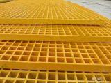 Glace de fibre, profils de Pultruded FRP/GRP