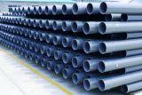 Tubulação plástica do PVC da alta qualidade Sch40/Sch80 para a fonte de água