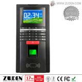 IP-Fingerabdruck-biometrische Zeit-Anwesenheit mit Zugriffssteuerung Fucntion