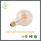 G25/G80 Энергосберегающие светодиодные лампы с регулируемой яркостью подвесной лампы