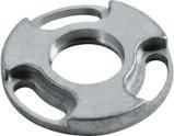 現代柵の手すりベース付属品を投げるステンレス鋼の鋳造の精密