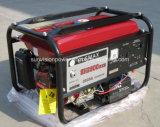 2kw Petroの発電機セット、ホーム使用のための携帯用ガソリン発電機